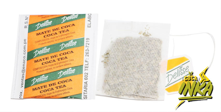 Antioxidant power of the coca leaf and coca tea